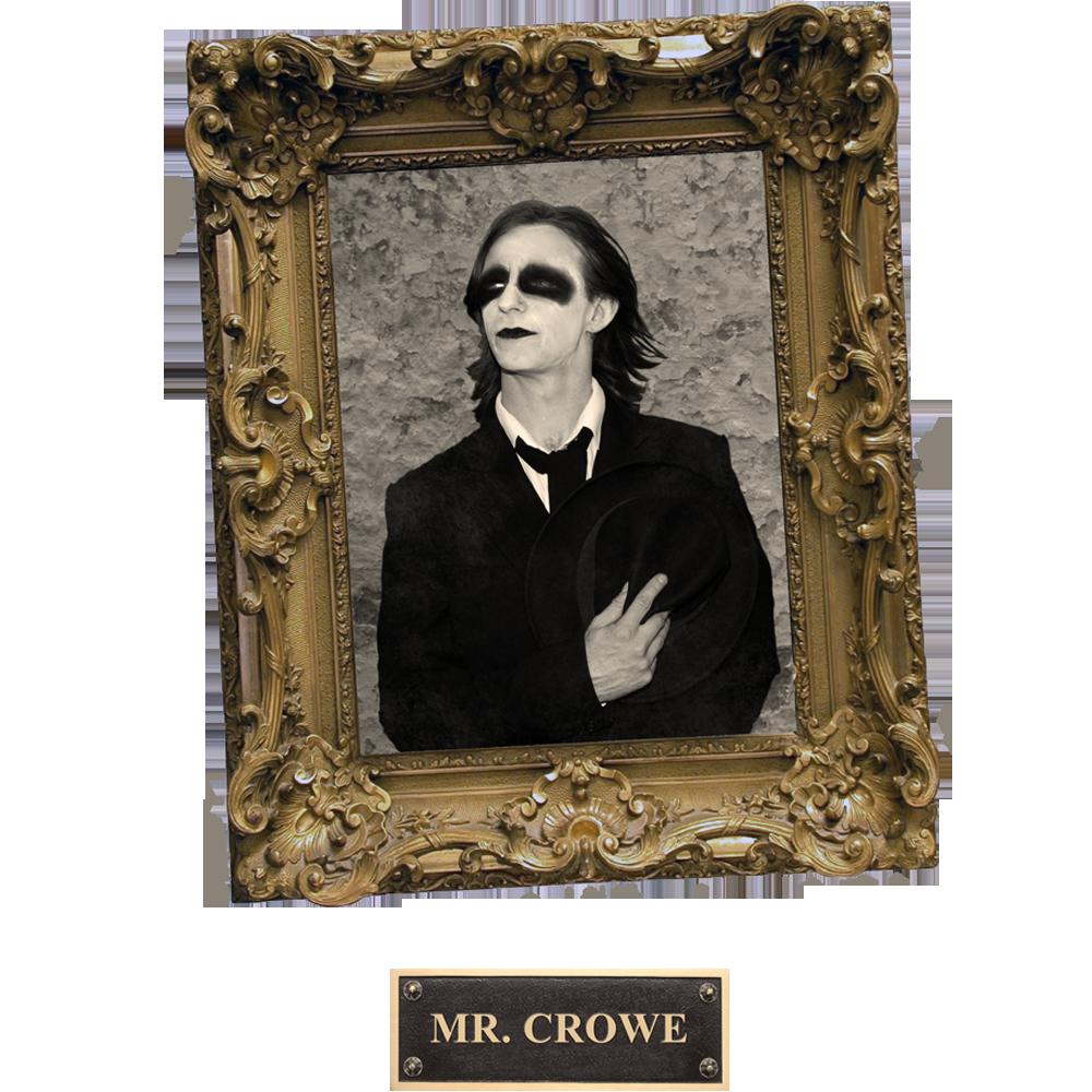Crowe bandpage