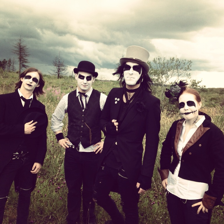 'Dead Air' Video Shoot