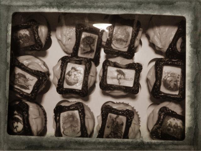 Cadaver Cupcakes By Caroline O'Gormon.