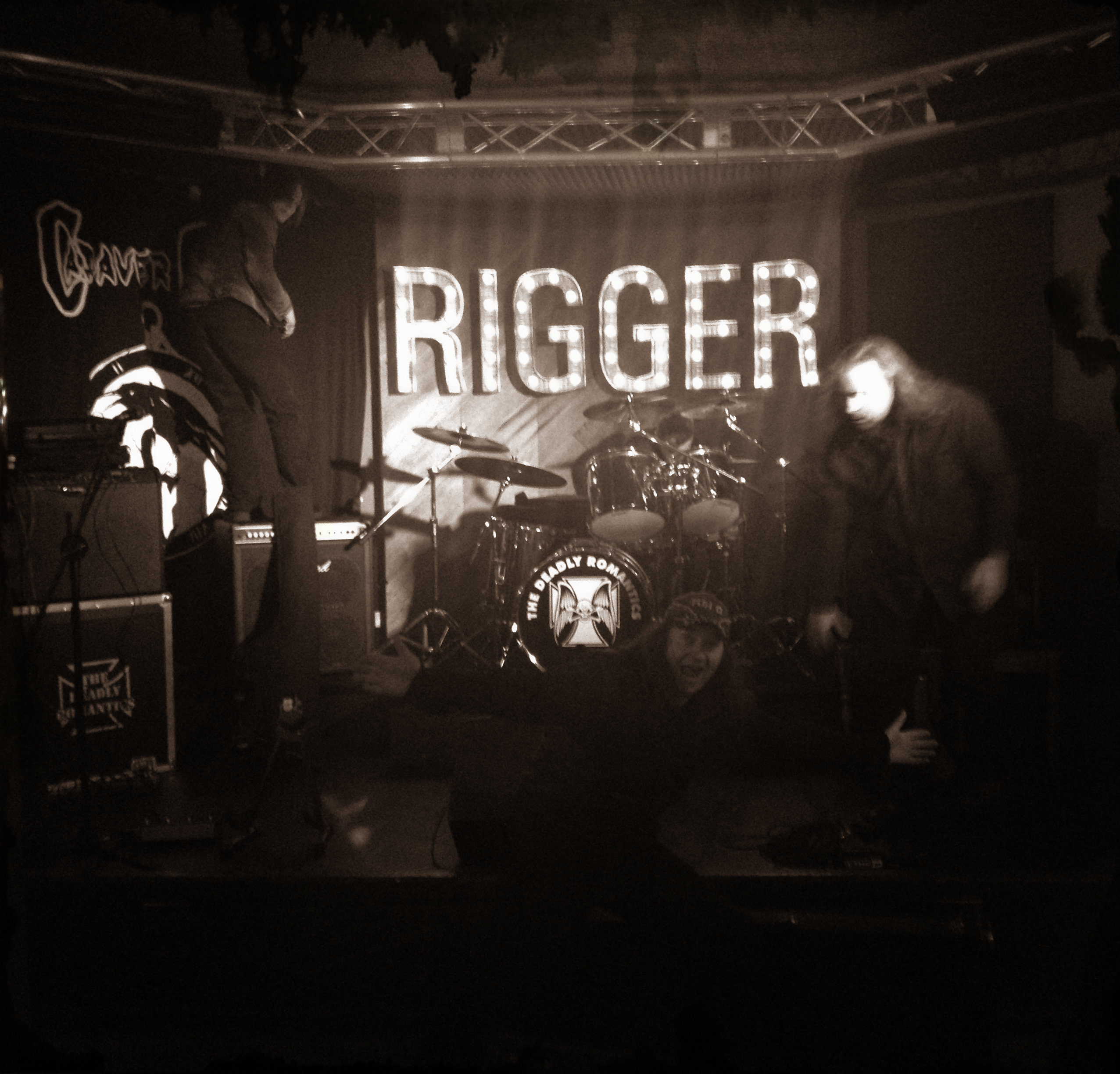 CC - The Rigger, Stoke 10.11.13